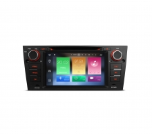 Навигация двоен дин за BMW E90 с Android 8.0, MKD-B790, WiFi, GPS, 7 инча