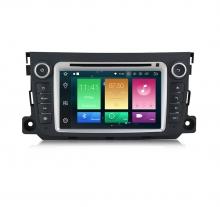 Навигация двоен дин за Smart 2012-2015 с Android 8.0, MKD-M701, WiFi, GPS, 7 инча
