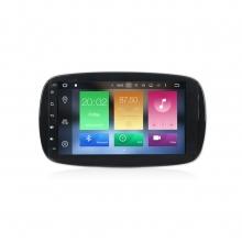 Навигация двоен дин за Smart 2015-2017 с Android 8.0, MKD-M901, WiFi, GPS, 9 инча