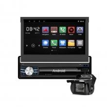 Навигация за камион за вграждане AT 712 с ANDROID GPS, WiFi,  Bluetooth, 7 инча + КАМЕРА