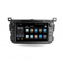 Навигация за Toyota RAV 4 RAV4 2013-2018 с Android 7.1, VS0813RAV4 GPS, DVD, WiFi, 8 инча
