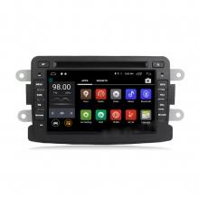 Навигация за Dacia Duster Renault Logan 2 с Android 7.1 VS0707DR, GPS, WiFi, 7 инча