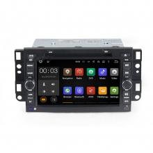 Навигация за Chevrolet Epica Kalos Captiva VS0707CH с Android 7, DVD, WiFi - 7 инча