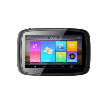 GPS навигация за мотоциклет и АТВ LEOS G6AC - 5 инча, Android 6, WIFI, 16GB