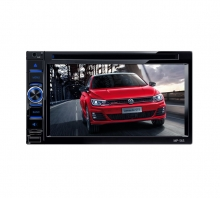 Универсална мултимедия Double Din AT MP565, 7 инча, Bluetooth, DVD, GPS, MP3, USB, SD