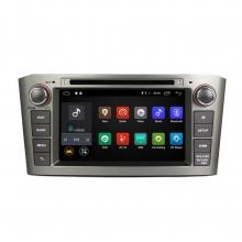 Навигация за Toyota Avensis VS0702TA с Android 7.1, WiFi - 7 инча