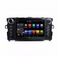 Навигация за Toyota Corolla, Auris VS0707CA с Android 7.1, WiFi - 7 инча