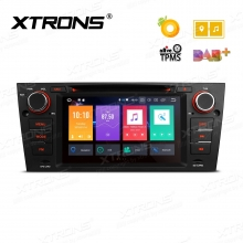 Навигация двоен дин за BMW E90, M3 Android 8.0, PB7890BP, WiFi, GPS - 7 инча