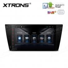 Навигация за BMW E90, E91, E92 с Android 7.1, PCD9790BL, WiFi, GPS, 9 инча