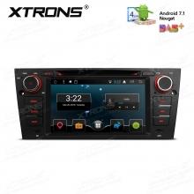Навигация за BMW E90, E91, E92 с Android 7.1, PCD7790B, WiFi, GPS, 7 инча