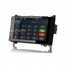 Навигация двоен дин за Mercedes Sprinter, Vito и др. с Android 8.0 ES8892B, GPS, WiFi, 9