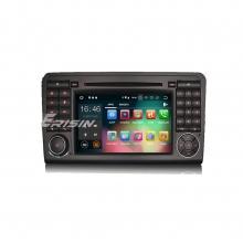 Навигация двоен дин за Mercedees ML, GL с Android 8.0 ES5883L, GPS, WiFi, 7 инча