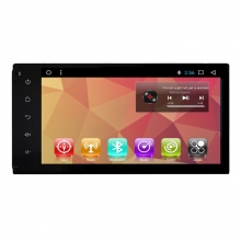 Двоен дин с навигация за Toyota RAV4 TY8101, Android 8.1, GPS, WiFi, 7 инча