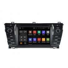 Навигация двоен дин за Toyota Corolla 2014 MKD-T876 c Android 7.1 GPS, 7 инча