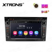 Навигация двоен дин за OPEL/ Vauxhall /Holden с Android 8.1, PR78OLO-B, WiFi, GPS, 7 инча