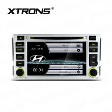 Навигация двоен дин за Hyundai Santa Fe с WinCE PF61SFHS, GPS, DVD, 6.2 инча