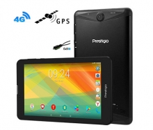 5в1 Таблет + GPS + Цифрова ТВ + Телефон + DVR  Prestigio Grace 3157 4G, 24GB, 7 инча