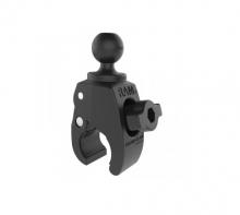 Малка монтажна скоба с топка RAM MOUNT TOUGH-CLAW - В РАЗМЕР