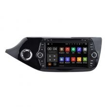 Навигация двоен дин за KIA CEED (2012-2014) MKD-71 с Android 7.1, GPS, WiFi, 7 инча