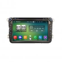 Навигация двоен дин за VW с Android 8.0 ES7615V, GPS, WiFi, 8 инча