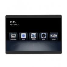 Монитор за подглавник AT C1237-X - 12.5 инча, Android 8.1