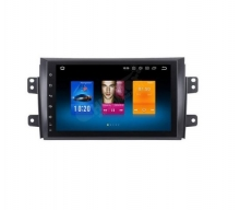 Навигация двоен дин за Suzuki SX4, Fiat Sedici HM-PX390 с Android 9.1, WiFi, 9 инча