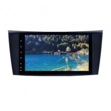 Навигация двоен дин Mercedes W209 W463 W219 W211 с Android 9.0 BZ0812A9, GPS, WiFi, DVD, 8 инча