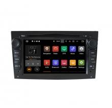 Навигация двоен дин Opel Astra Vectra Meriva с Android 10 OP0701A10, GPS, WiFi, DVD, 7 инча