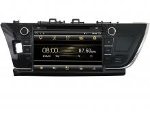 Навигация за Toyota Corolla 2013-2016 H5322T с Android 7.1 GPS, WiFi, 10.1 инча