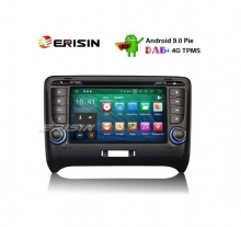Навигация двоен дин за Audi TT с Android 9.0 ES7979T, GPS, WiFi, 7 инча