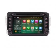 Навигация за Mercedes W203 C Class ES7963C с Android 9.0, GPS, WiFi, 7 инча