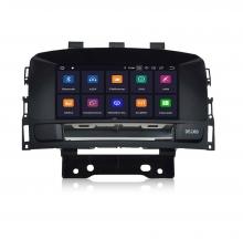 Навигация двоен дин за Astra J (10-15) с Android 9.0 O8380H GPS, WiFi, 7 инча
