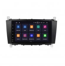 Мултимейна навигация за MERCEDES CLC, W203, W209, W463 с Android 9.0 6909AH GPS, WiFi,8 инча