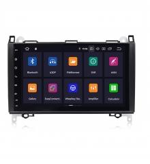 Навигация двоен дин за MERCEDES W169, W245, VIANO, VITO с Android 9.0 9970H GPS, WiFi, 9 инча