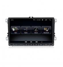 Навигация двоен дин за VW с  Android 10 42211H  GPS, ,WIFI 9 инча