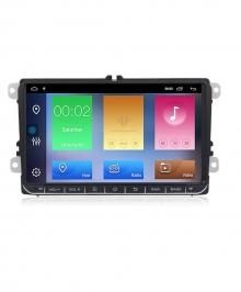Навигация двоен дин за VW с Android 9.0 42212H  GPS,WIFI 9 инча