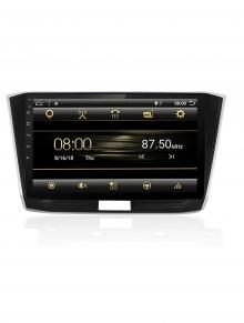 Навигация двоен дин за VW PASSAT (15-19)с Android 7.1.1 5218H  GPS,WIFI 10.1 инча