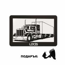 Двуядрена навигация за камиони LEOS TRUCK MATE 7 инча, Сенник