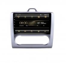 Навигация двоен дин за FORD Focus с климатроник (05-11) с Android 7.1 F5421H GPS, WiFi,9 инча