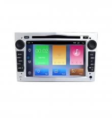 Двоен дин навигация за OPEL ASTRA, VECTRA, CORSA с Android 10 OP7510SH  GPS, WiFi, DVD, 7 инча