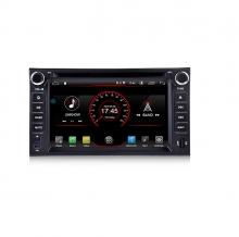 Навигация двоен дин за KIA Sorento, Sportage, Cerato с Android 9.0 K6580H GPS, WiFi, DVD, 6.2 инча