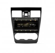 Навигация двоен дин за SUBARU Forester (13-16) с Android 7 SU5F00H GPS, WiFi, DVD, 9 инча