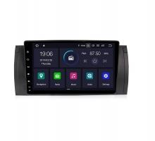 Двоен дин навигация за BMW E39, E53, E38 с Android 10 BM4441H GPS, WiFi, 9 инча