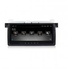 Навигация двоен дин за BMW E46 (98-06) с Android 9.0 BM0880H GPS, WiFi, 8.8 инча