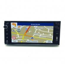 Навигация двоен дин за TOYOTA TY7722 с ANDROID 9.0, DVD, GPS, 7 инча