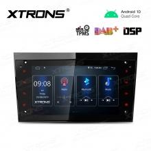 Навигация двоен дин за OPEL Android 10 PSD70VXL, WiFi, GPS, 7 инча