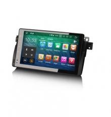 Навигация двоен дин за BMW E46 с Android 9.0 ES7903B, GPS, WiFi, 9 инча