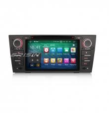 Навигация двоен дин за BMW E90 с Android 9.0 ES7967B, GPS, WiFi, 7 инча