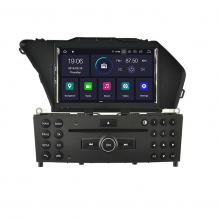 Навигация двоен дин за MERCEDES GLK (08-13) с Android 9.0 M7330H GPS, WiFi,DVD, 6.2 инча