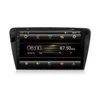 Мултимедийна навигация за SKODA OCTAVIA (13-17) с Android 8.1 SK5280H GPS, WiFi, 10.1 инча